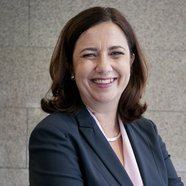 The Hon. Annastacia Palaszczuk MP