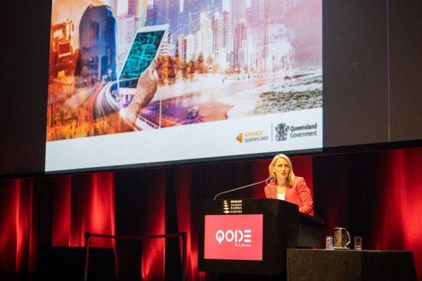 QODE Brisbane Kate Jones