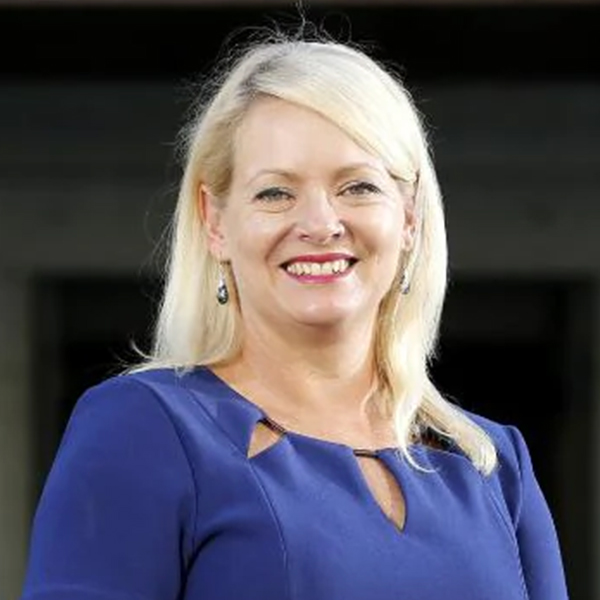 Councillor Krista Adams