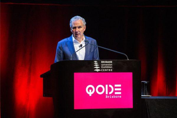 Andrew Penn QODE Brisbane