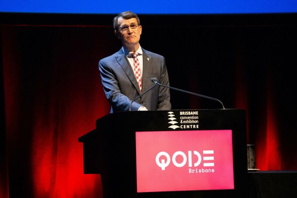 Graham Quirk QODE Brisbane
