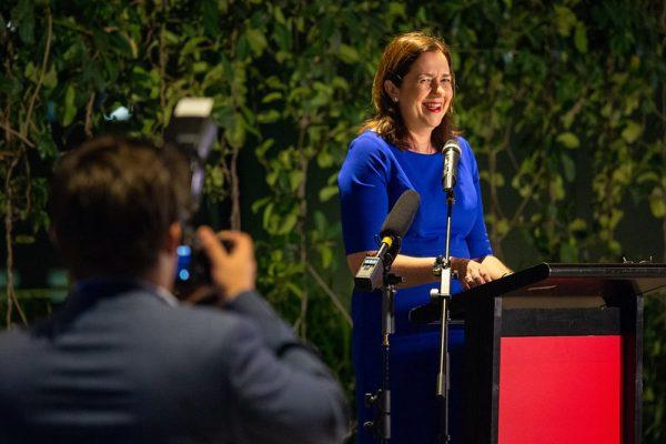 Annastacia Palaszczuk QODE Brisbane
